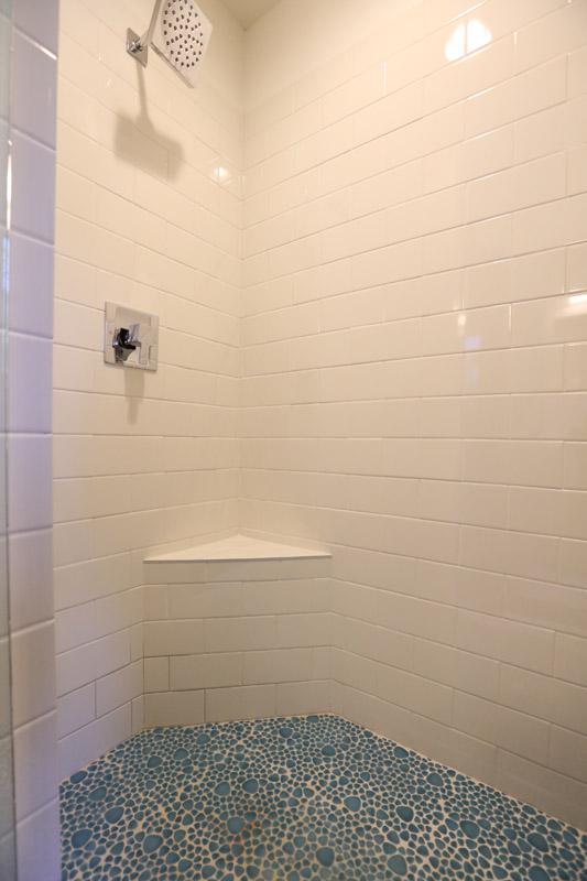 st george shower tile installation