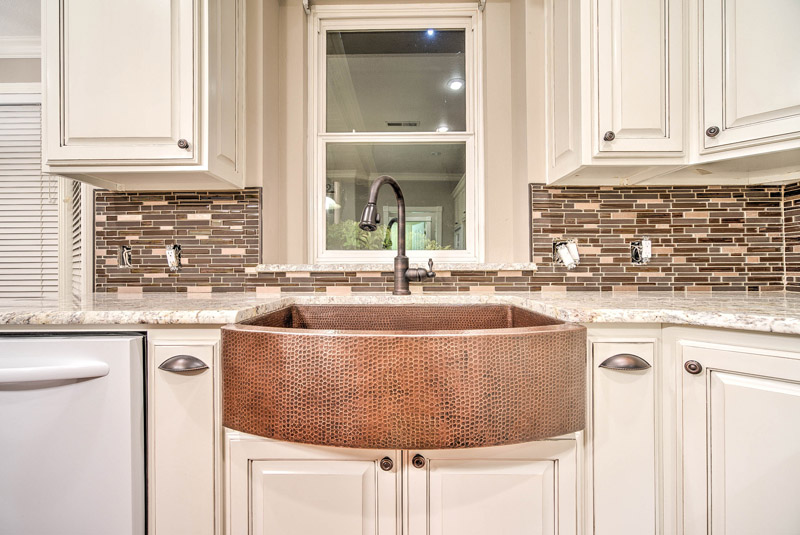 The Flooring Studio farmhouse sink